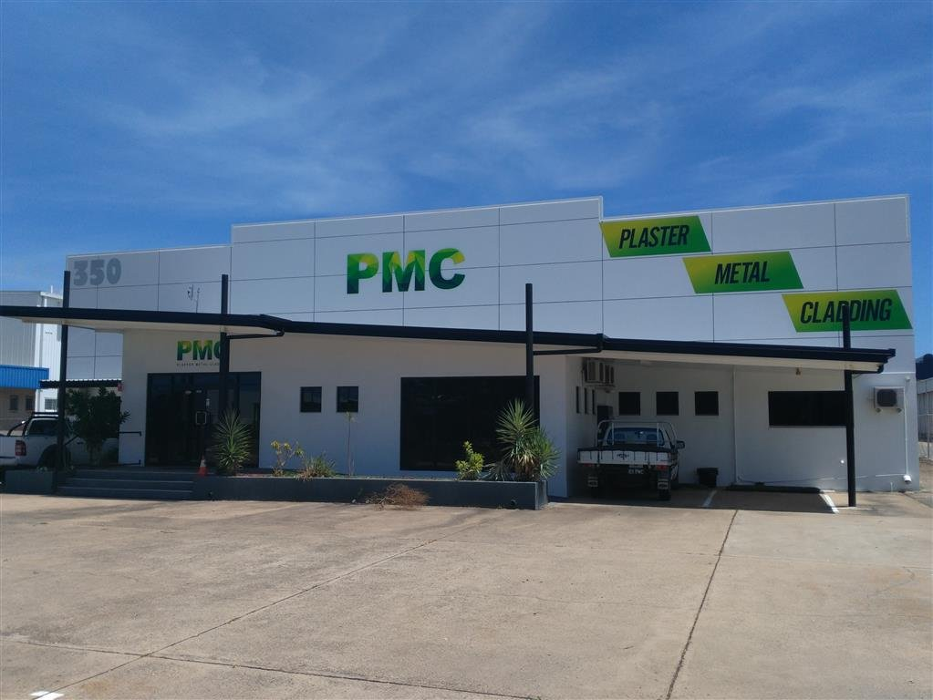 Plaster Metal Cladding Townsville